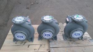 bơm dầu nóng lò dầu tải nhiệt