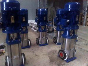 máy bơm nước nhà cao tầng