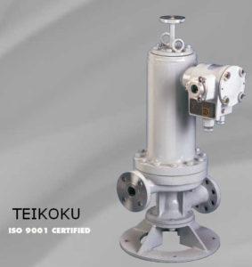bơm dịch lạnh Teikoku